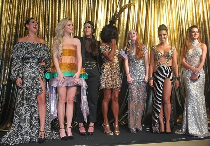 celebridades, carnaval 2014, carnaval brasil 2014