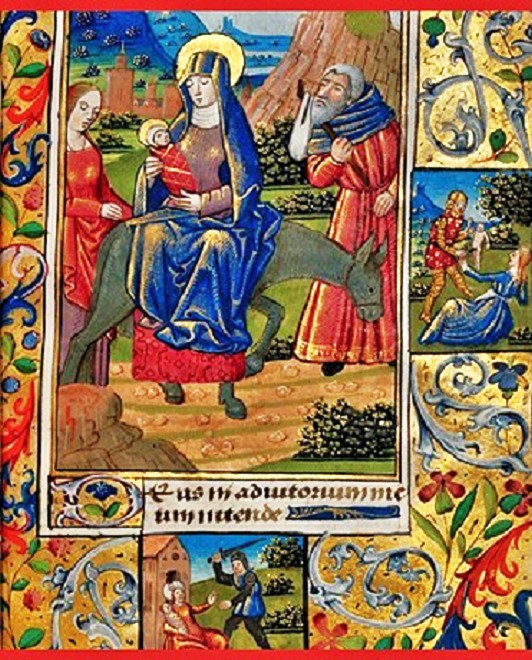 the flight into egypt essay Flight into egypt – sister m danielle peters the following information about the  journey of the holy family to egypt has been compiled from various eastern.