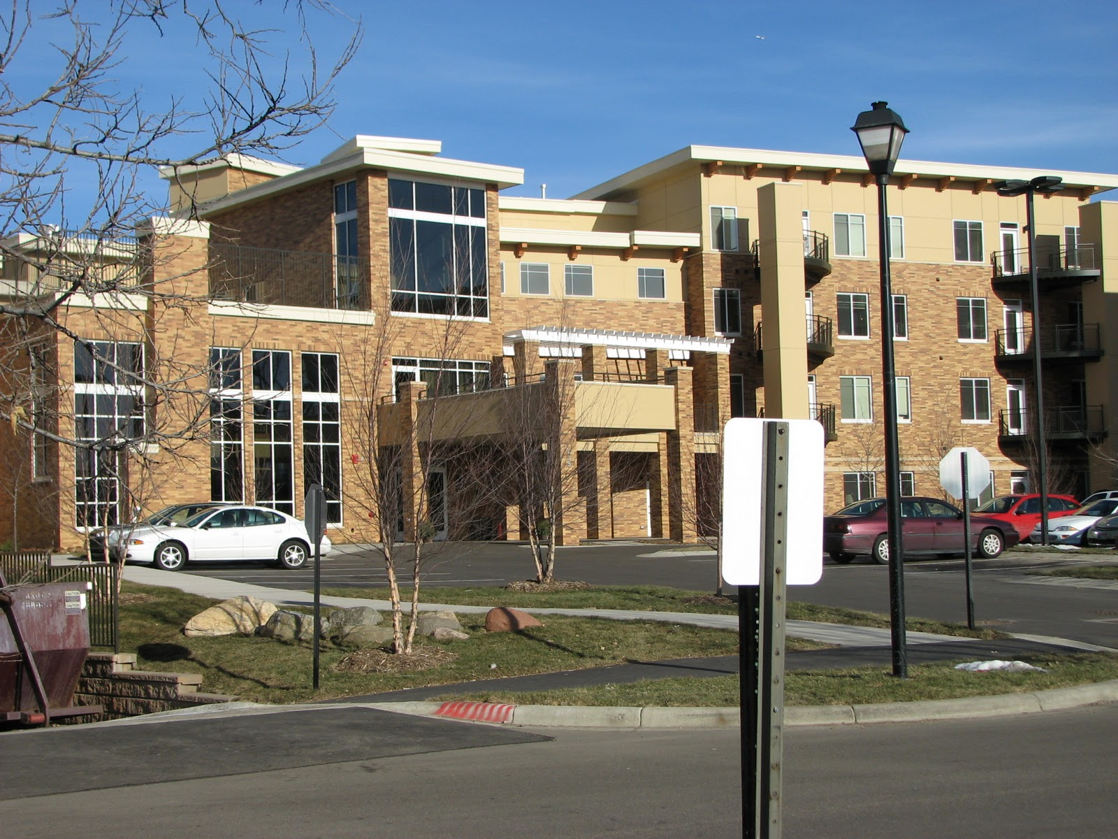 This Is The New Senior Living Complex On The Edge Of St. Kateu0027s Campus  Which Includes Several Configurations Of Independent Living Apartments And  Studios, ...