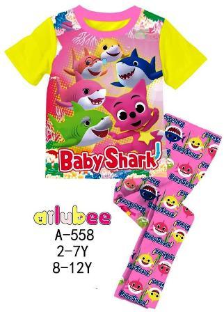 RM25 - Pyjama BabySharks