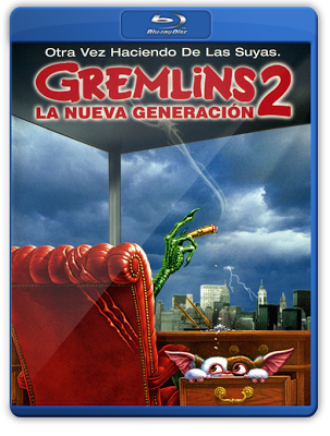 Gremlins 2 La Nueva Generacion Bluray