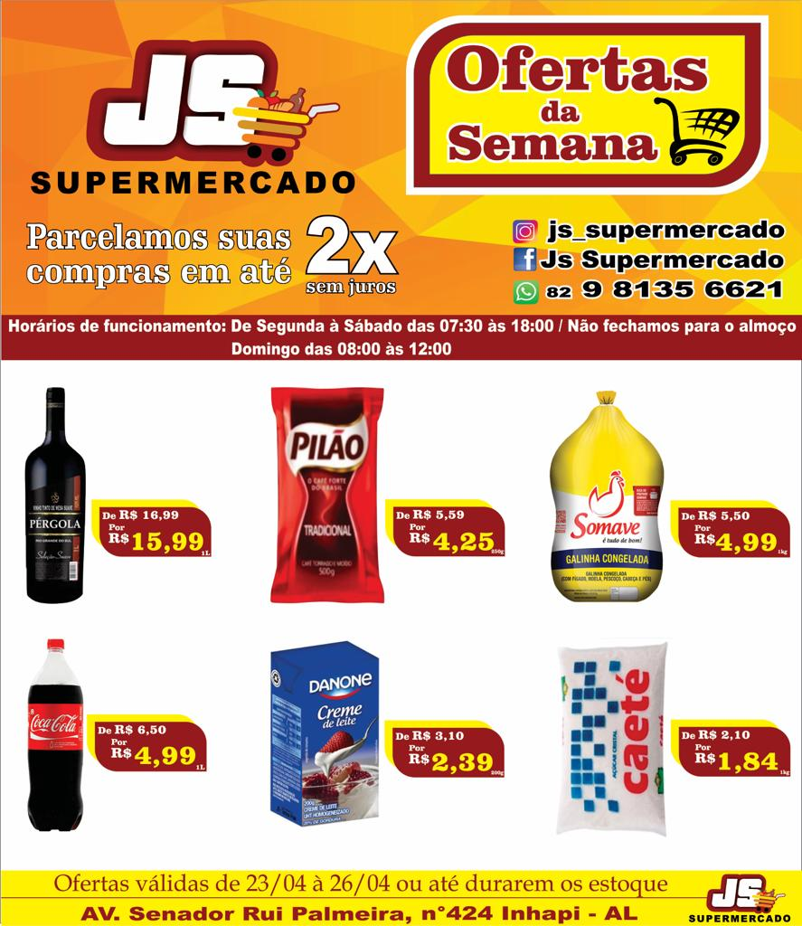 INHAPI:  JS SUPERMERCADO