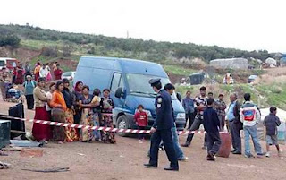 Σκηνικό τρόμου στο Ζεφύρι - 8 φορές πάνω από το μέσο όρο η εγκληματικότητα στην περιοχή