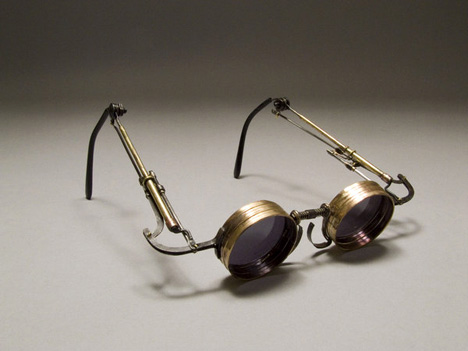 Steampunk Eyeglasses or spectacles