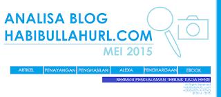 Analisa HabibullahURL Mei 2015