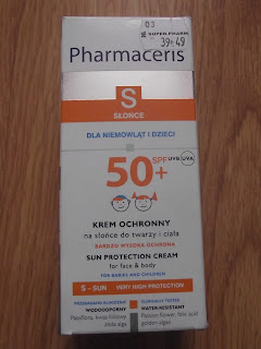 Pharmaceris Sun SPF 50 UVA