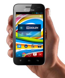 Andromax G Smartphone Sejuta Rupiah