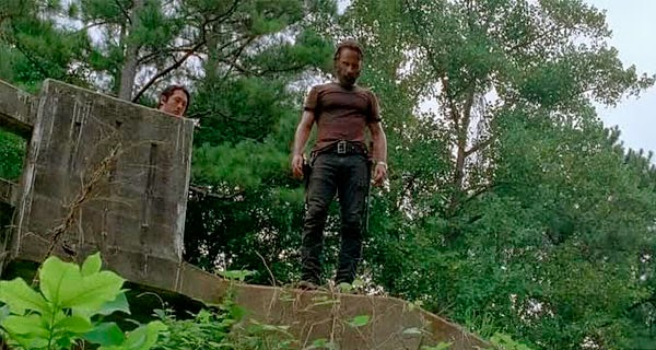 The Walking Dead 5x11 - The Distance