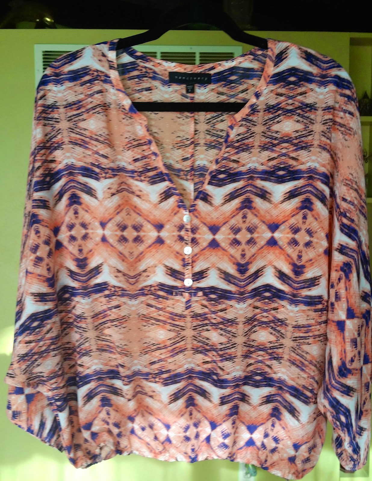 Blouse from LeTote