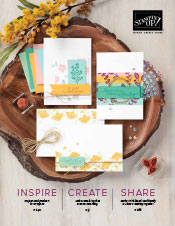 The 2020-2021 Stampin'Up! Catalogue.