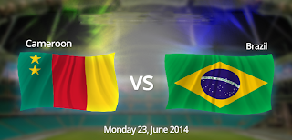 Cameroon vs Brazil predictions
