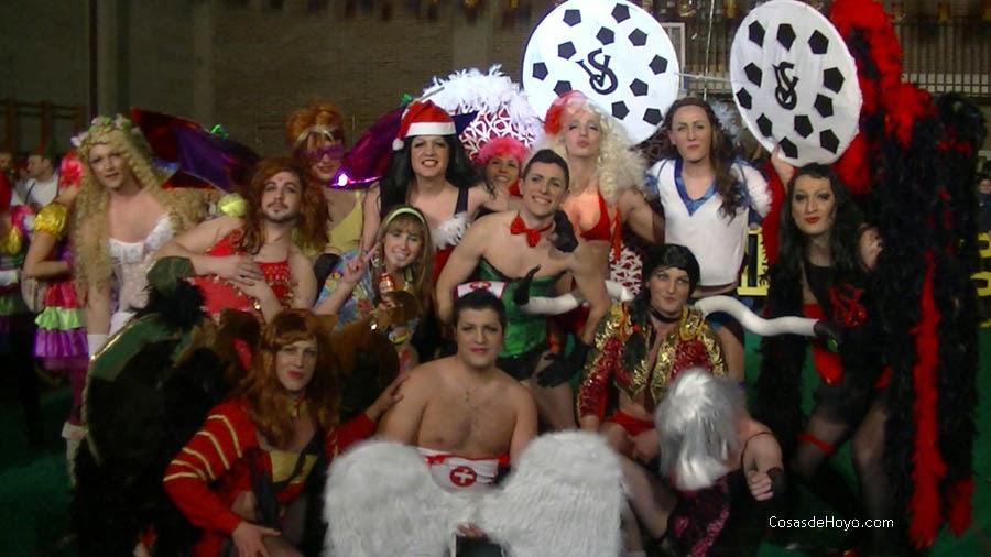 Cosas de Hoyo Los mejores disfraces del Carnaval 2014 de Hoyo de