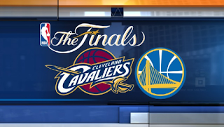 NBA Finals Warriors Cavs