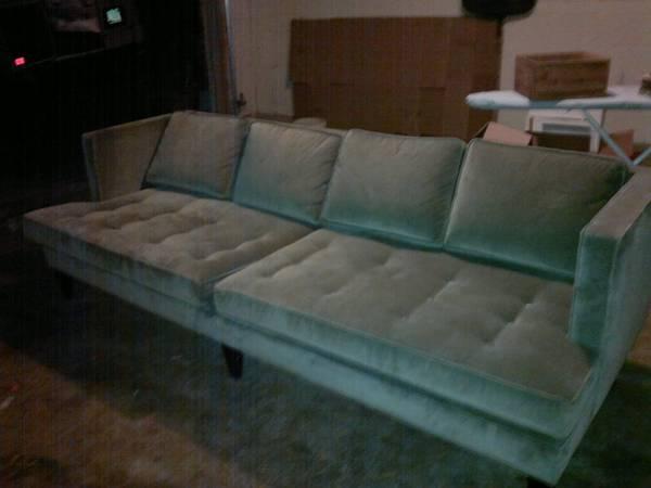 Thou shall craigslist austin craigslist for Teal sofas for sale