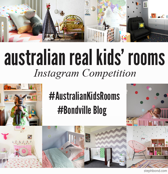 Australian Kids Rooms Instagram Competition