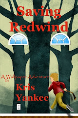 My Middle Grade fantasy, Saving Redwind
