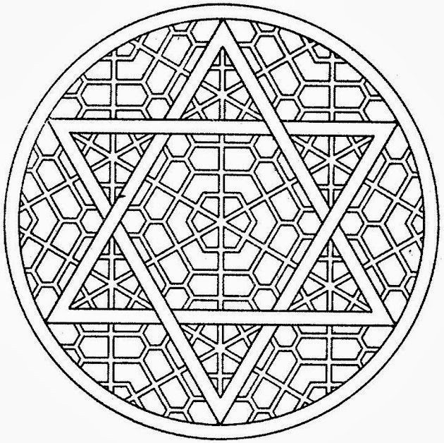 free coloring pages of mandalas - photo#29
