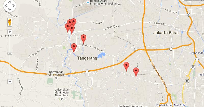 Daftar Rumah Sakit Rujukan Bpjs Di Tangerang Info Bpjs Kis