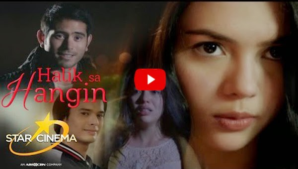 Star Cinema releases full movie trailer of Halik sa Hangin starring Gerald Anderson, JC De Vera, and Julia Montes