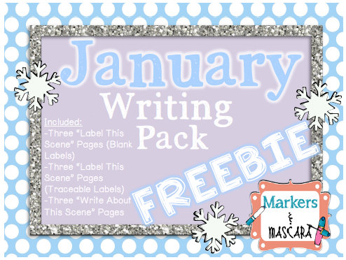http://www.teacherspayteachers.com/Product/FREEBIE-January-Writing-Pack-1614975