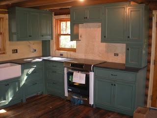 soapstone countertops, rustic reclaimed oak floors, http://huismanconcepts.com/