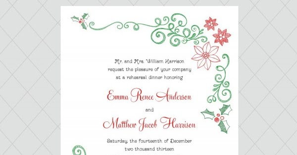 Should Grandparents Be Invited To Rehearsal Dinner was luxury invitation ideas
