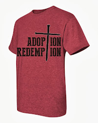 T-shirts for adopting families!