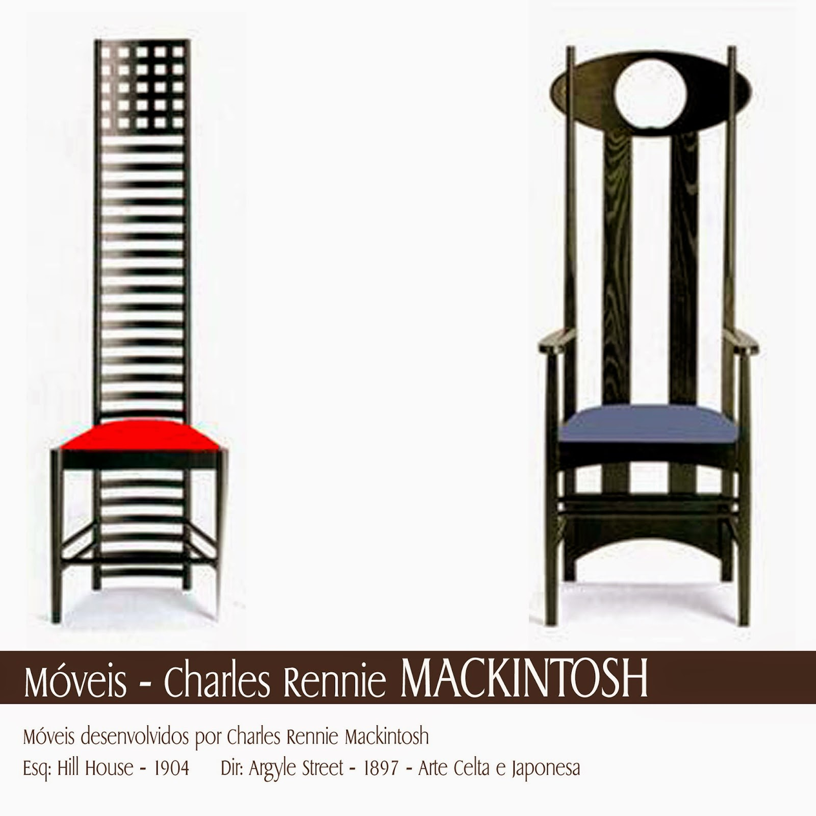 charles rennie mackintosh design sem sobrenome. Black Bedroom Furniture Sets. Home Design Ideas