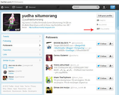 cara dapat followers banyak