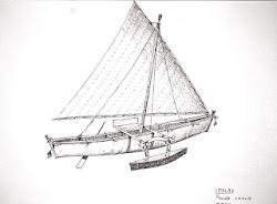 Aldo Cherini, Yappese vessel