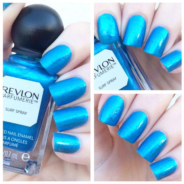 cat eyes & skinny jeans: NOTD: Revlon Parfumerie Scented Nail Enamel ...