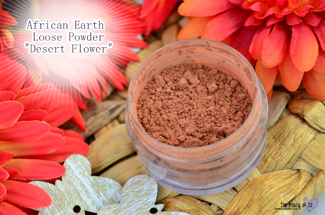 Review p2 Beauty Goes Safari African Earth Loose Powder