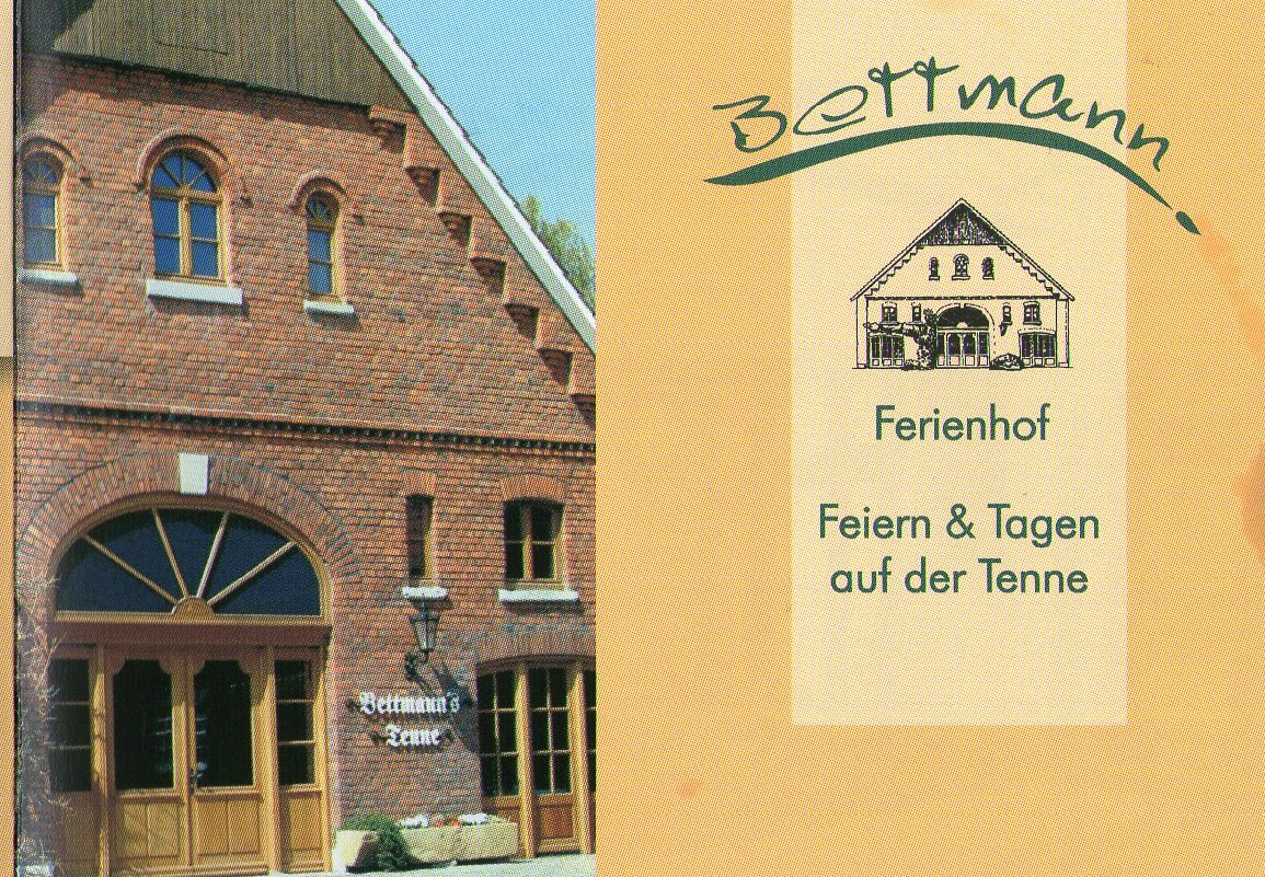 Ferienhol Bettmann