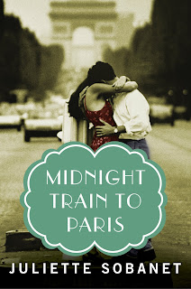 French Village Diaries guest post Juliette Sobanet Midnight Train to Paris book release