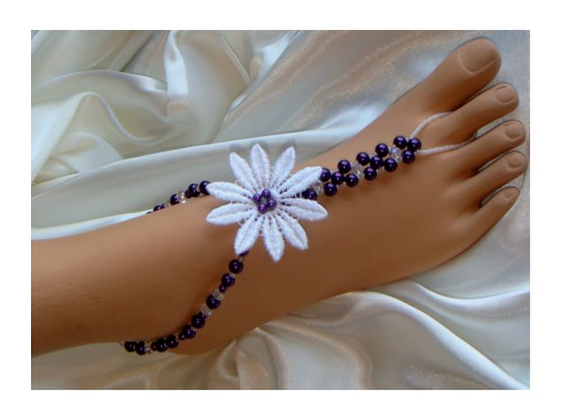 Sexy Summer Foot Jewelry