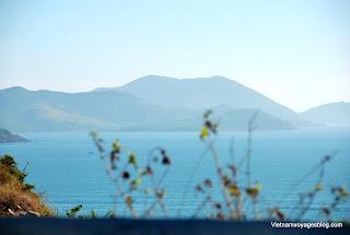 L'île de Binh Ba de la province de Khanh Hoa