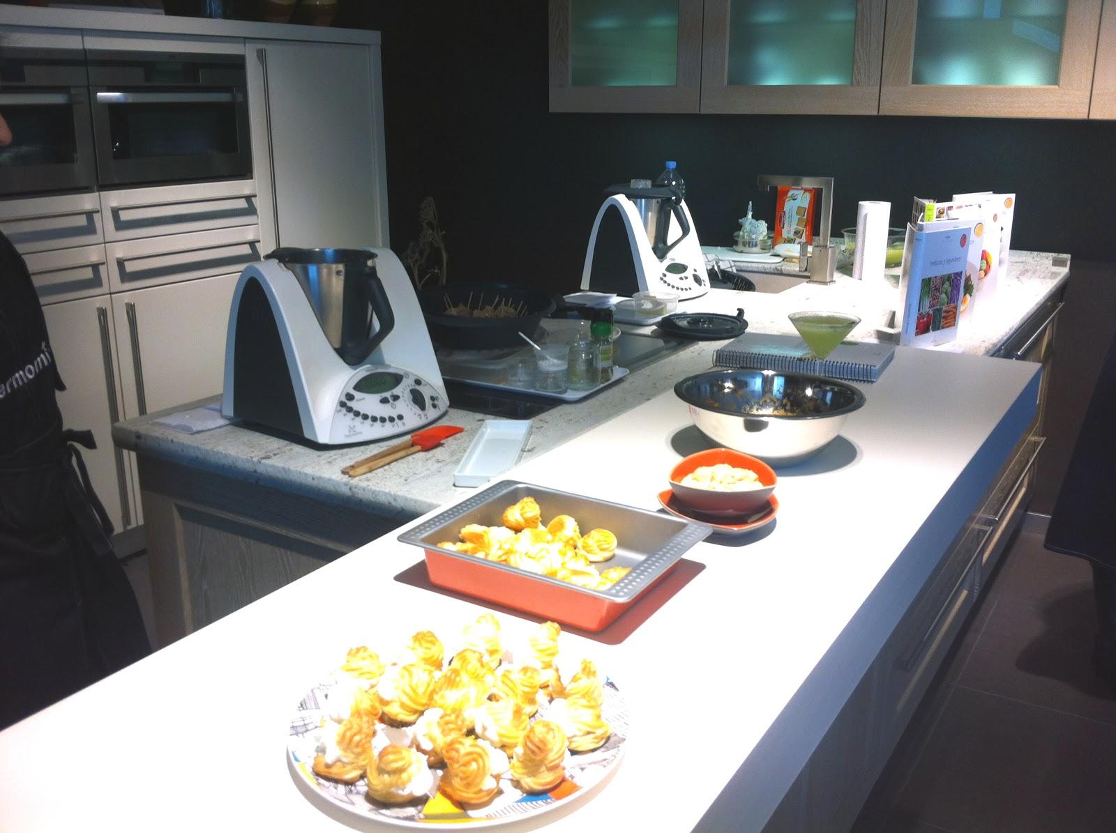 Chef cocinas gandia valencia una clase de cocina excepcional - Cocinas valencia ...
