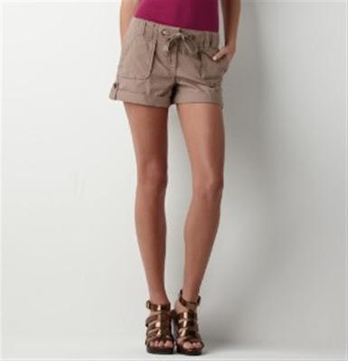 Women Latest Shorts