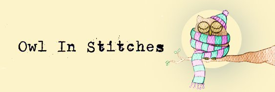 Owl In Stitches
