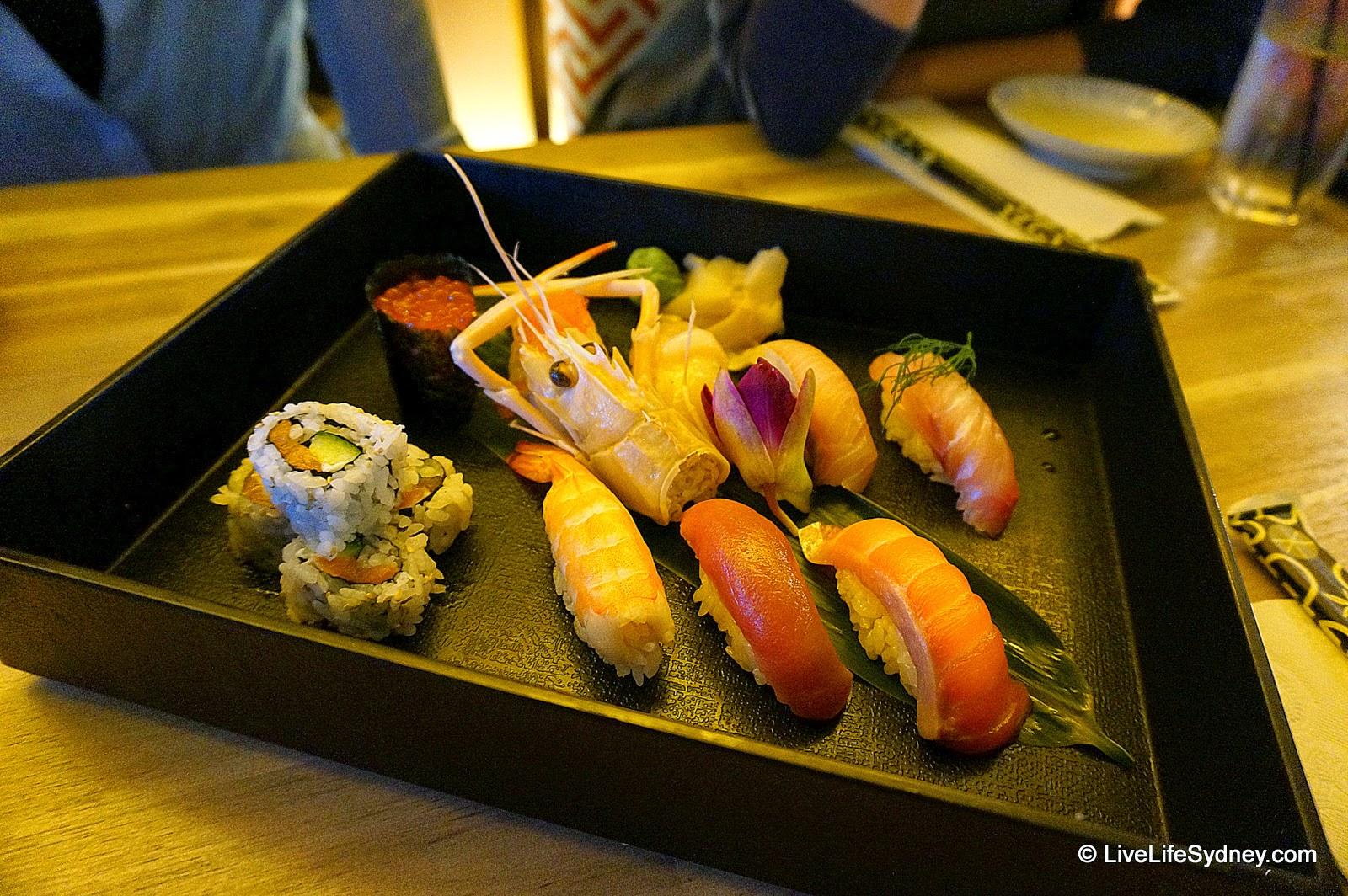 Izakaya Samurai (Sushi Samurai) Review