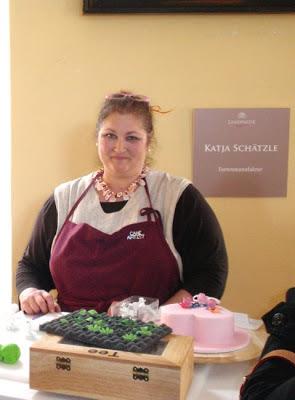 Katja Schätzle auf Burg Adorf