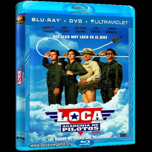 LOCA ACADEMIA DE PILOTOS (1991) 1080P BLU-RAY [X264] ESPAÑOL LATINO