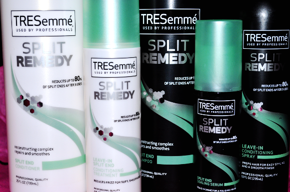 Tresemme Split Remedy Shampoo Review