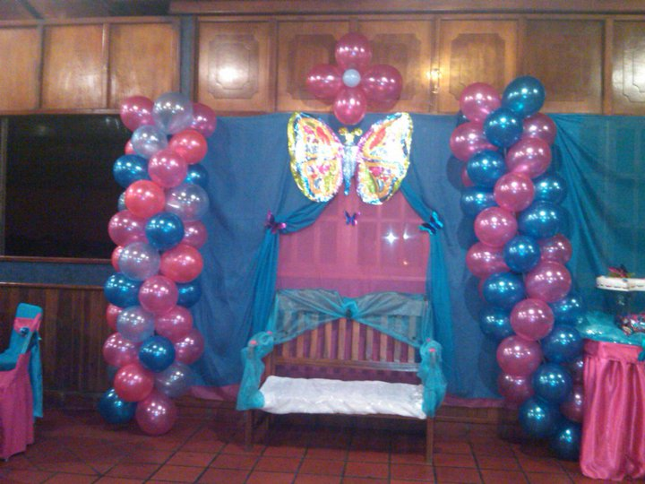 Decoracion de 15 con mariposas car interior design - Decoracion con mariposas ...