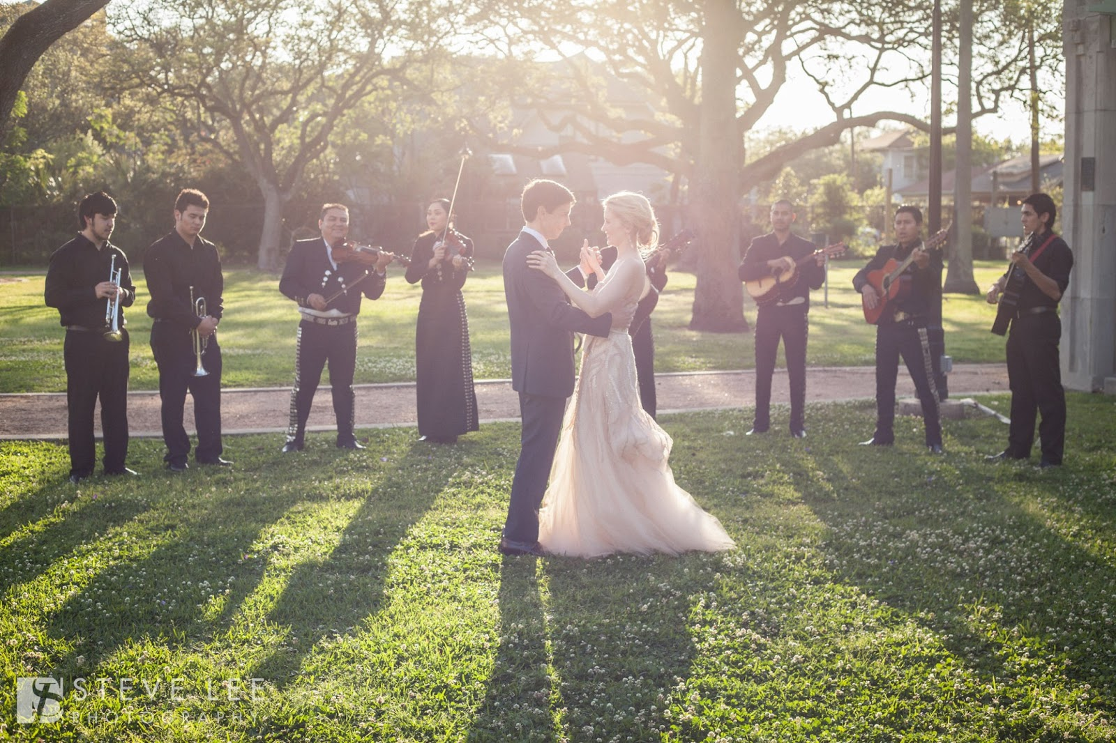 Doss park wedding