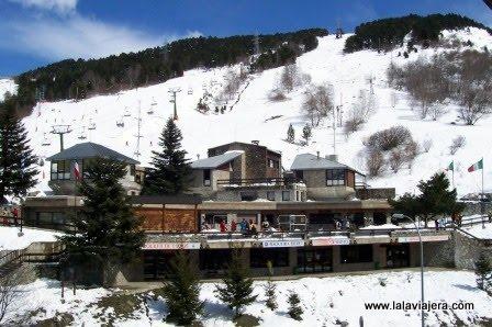 Estacion Esqui Baqueira Beret