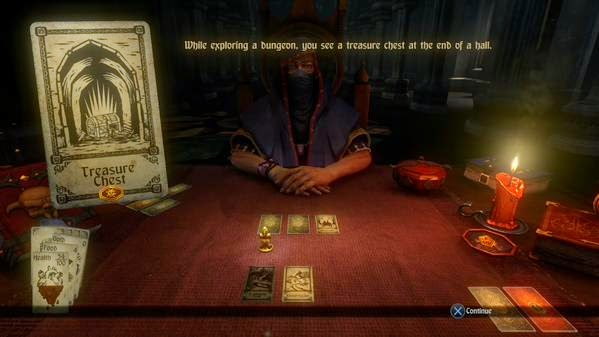 Hand of Fate PlayStation 4 Review