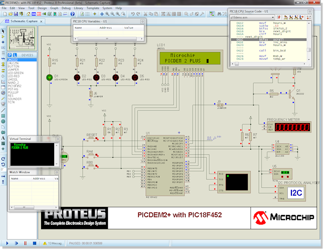 Engineering Softwares: Labcenter Electronics - ISIS Proteus ...