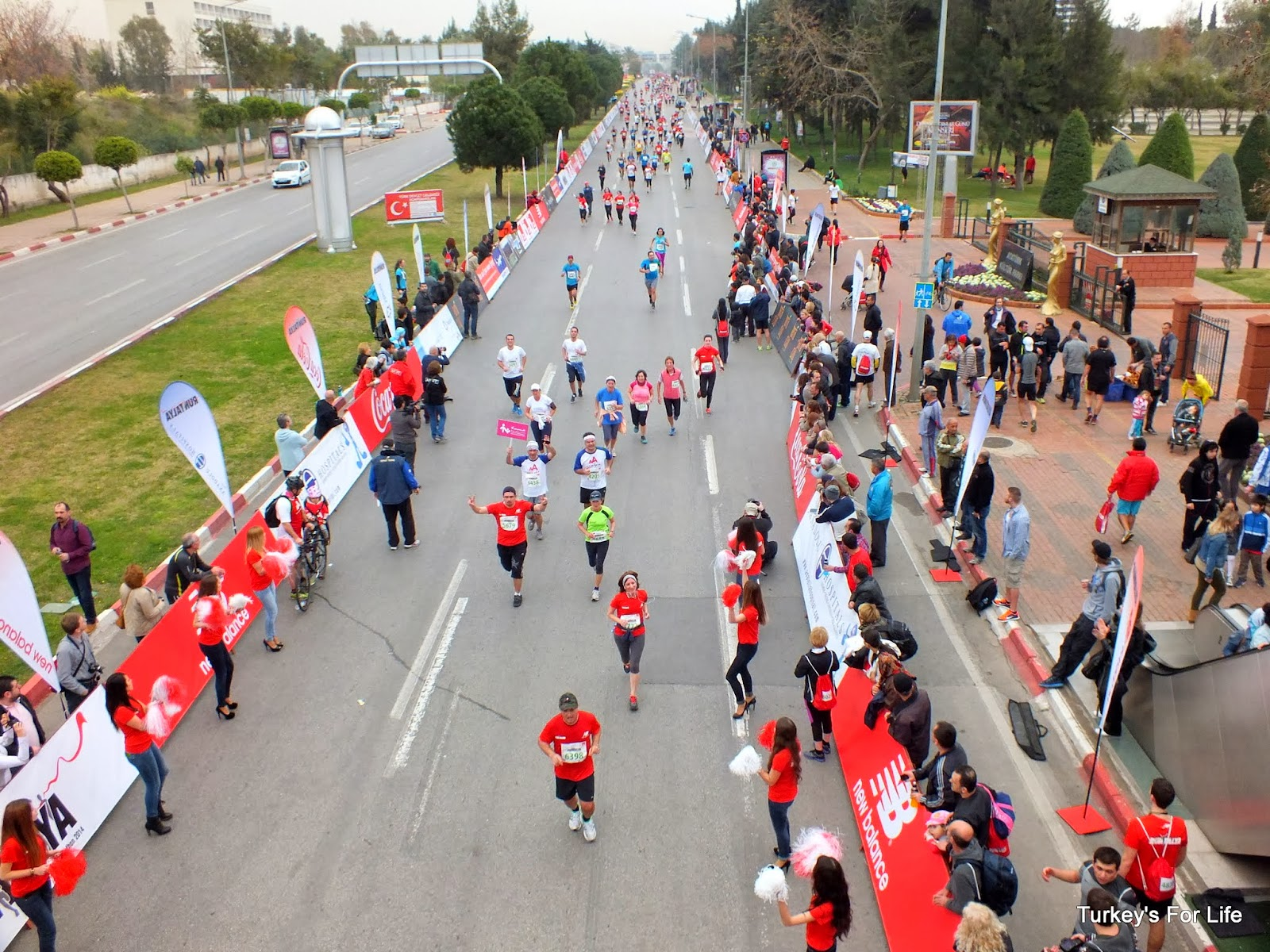 Finish Line, Runtalya 2014, Antalya, Turkey