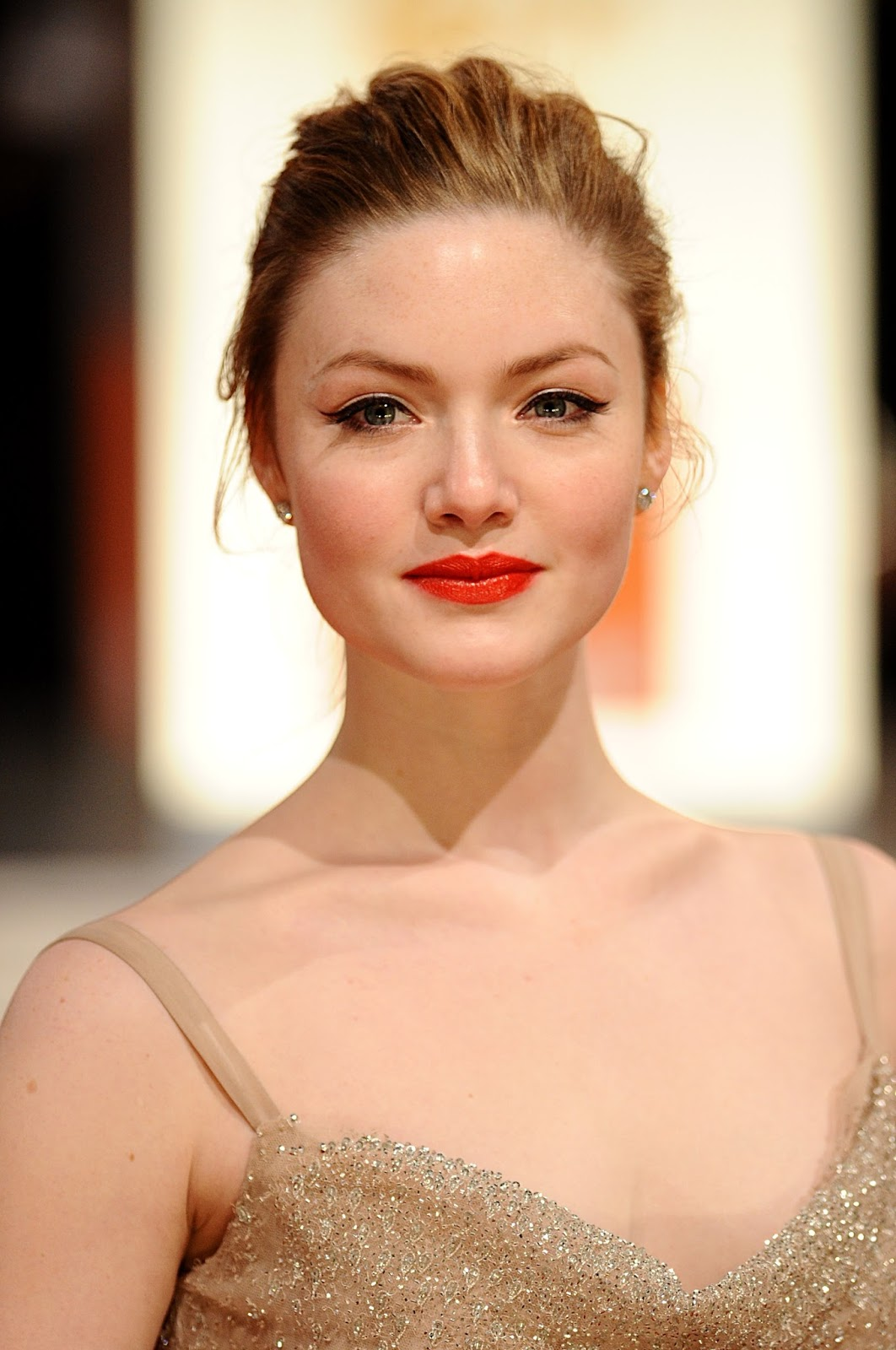 Cleavage Holliday Grainger nude photos 2019